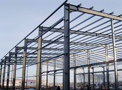 PEB Steel Structures